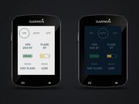 Trek // Garmin Light App
