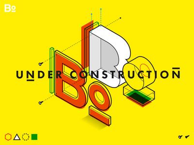 Under Construction Illustration WIP illustration flat under construction wip isometric