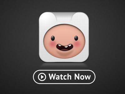 Adventure Time × 1 Hour Icon Challenge