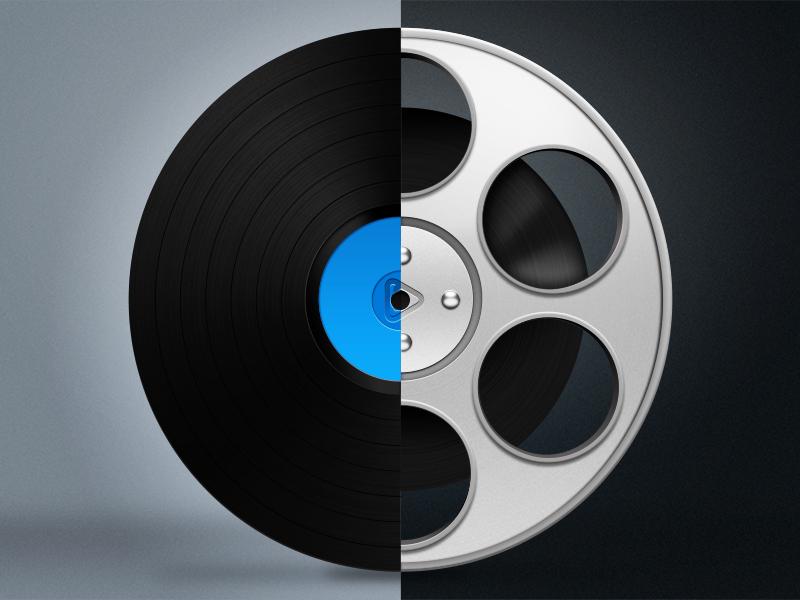 Cliperize UI toggle cliperize app web webapp ui ux bookmark music video subscribtion email