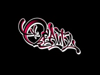 Beauty beauty леттеринг graffiti каллиграфия logotype vector typography design illustration type logo lettering calligraphy