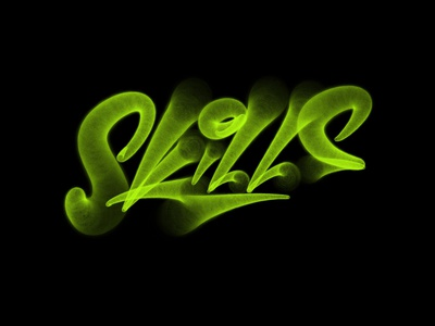 Skills - Graffiti tag made on ipad pro. logotypes logotype typo logo typography tag procreate spray леттеринг каллиграфия lettering calligraphy tagging graffiti
