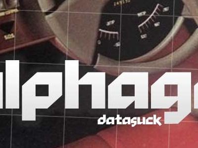 Datasuck Alpha Go synth retro 80s citroen
