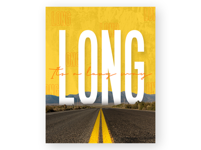 Long posters poster a day poster art typography poster typography grunge poster poster design poster grunge texture yellow grunge minimalistic minimalism minimalist design graphic graphic design minimal