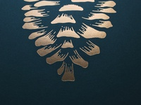 National Parks Pinecone (Sneak Peak)