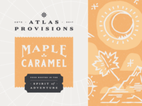 Atlas Provisions (Maple Caramel)