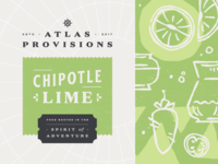 Atlas Provisions (Chipotle Lime)