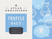 Atlas Provisions (Truffle Salt)