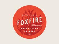 Foxfire Sticker