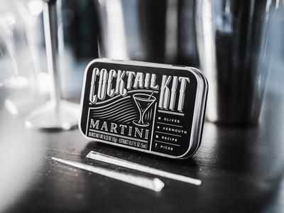 Martini Cocktail Kit