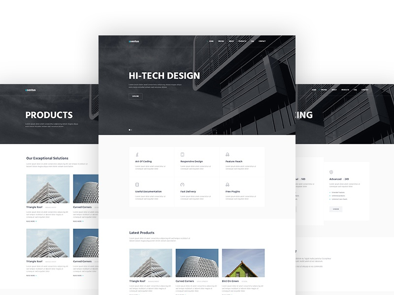 Asentus - Free Responsive Bootstrap HTML 5 Template. by KeenThemes ...