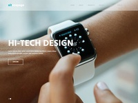 AitOnepage – Responsive Parallax One Page Bootstrap Theme