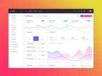 Keen – The Ultimate Bootstrap Admin Theme - Demo Default