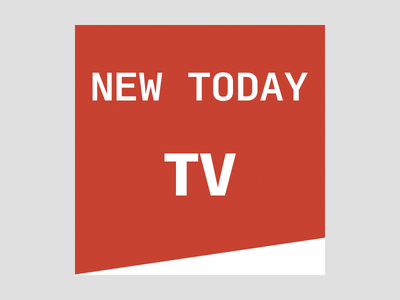 New Today Tv App Icon appicon icon android ios minimal flat app mobile