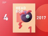 RNDM Poster 1 - Head Bop