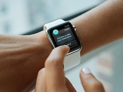 Start by Iodine (Apple Watch) health data apple watch depression app iodine start