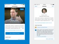 Sidewire profile redesign