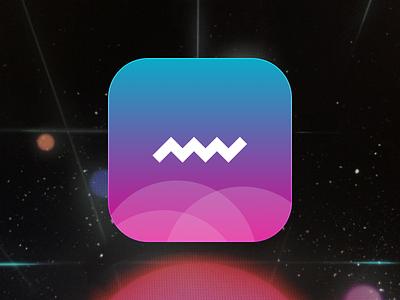 Current app icon icon app ios current
