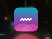 Current app icon