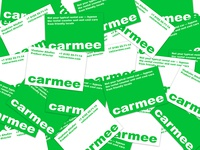 Carmee business cards