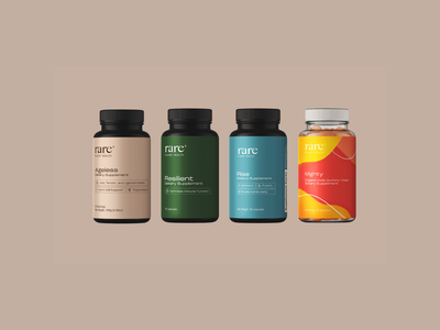 Supplement Designs packagingdesign logo minimal logo design green graphic design branding