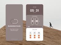 Running Pace 4.1