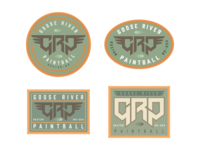 GRP - patch mock ups