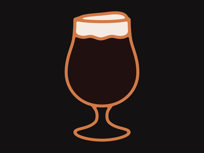 Garphish Brewery Teaser Images image curation copywriting ad design tulip glass barrell bourbon brand guidelines layout social media craft beer brewery design vector minimal typography simple logo branding icon illustration