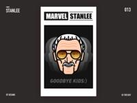 Stanlee - illustration