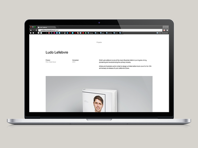 TINJ oregon portland development web website design minimal creative tinj