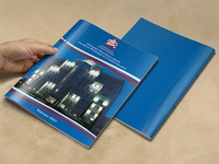 Brochure for the Pension fund of the Russian Federation
