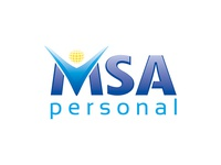 Logo for MSA personal