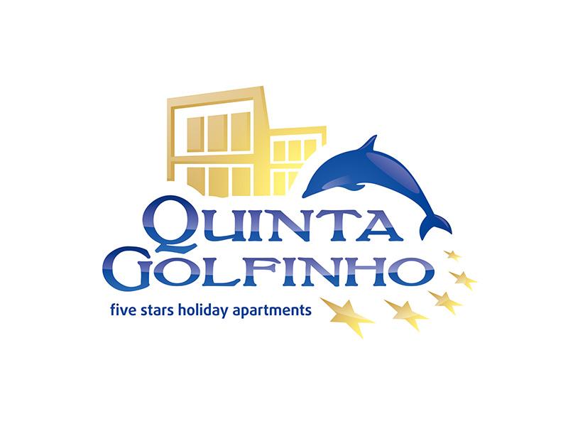 Logo for Quinta Golfinho branddesigner graphicdesigner logodesigner graphicdesign design corporatestyle brandidentity branding identity logo logodesign