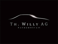 Logo and Exterior Advertizing for Th. Willy AG