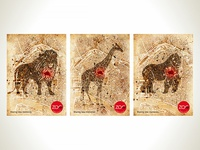 Print for Zoo Antwerpen