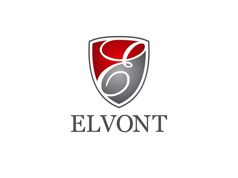 Logo for ELVONT branddesigner graphicdesigner logodesigner graphicdesign design corporatestyle brandidentity branding identity logo logodesign