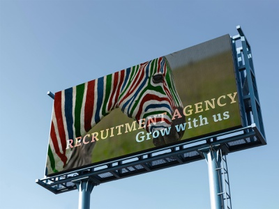 Billboards for recruitment agency кадровоеагентство recruitmentagency hrservice recruiters hrsupport poster баннер билборд биллборд плакат рекламныйщит advertise adposter marketing advertizing hoarding advertisement billboard ad banner