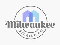 Milwaukee Staging Co. Logo