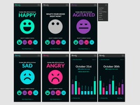 Moody App Concept