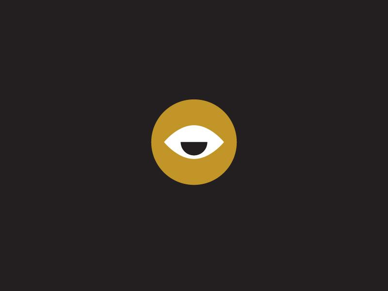 Neighborhood Watch eye mark vector illustrator