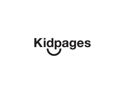 Kidpages kids april fools smile logo leadpages