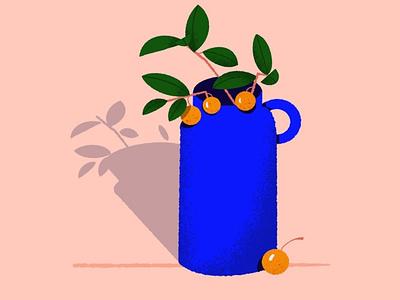 Still Life design illustrator flat illustration