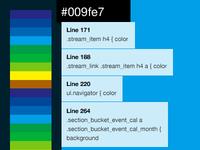 CSS Prism concept