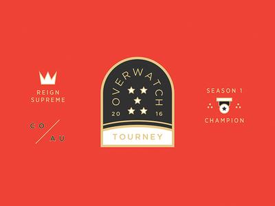 Tourney Pin enamel medal gaming emblems badges vegas pin tourney overwatch