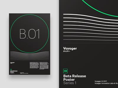 Voyager - Beta Poster