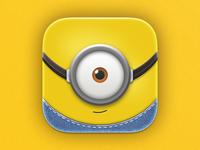 Minion iOS Icon