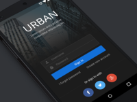Login UI (Android)