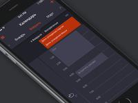 Calendar app (iOS)