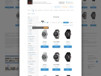 Online store - watches v2