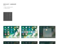 Free sketch template   ios 10   ipad pro 9.7 landscape